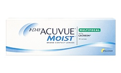 1DAY ACUVUE®  MOIST MULTIFOCAL 30 lu Kutu lens
